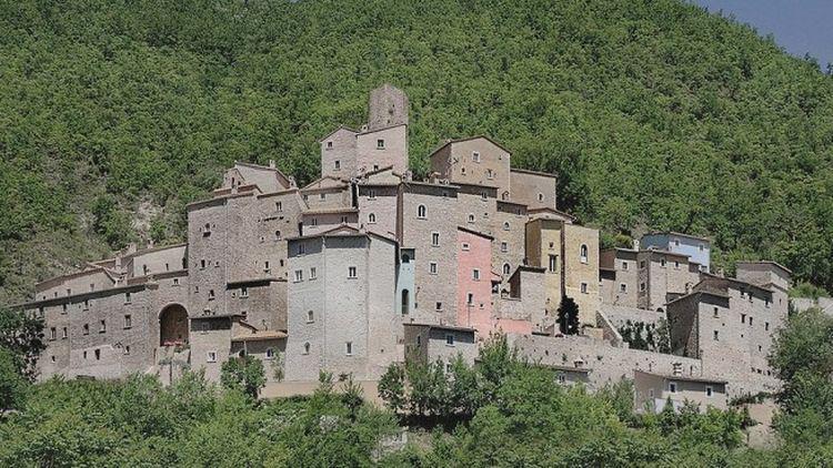 Село Италия