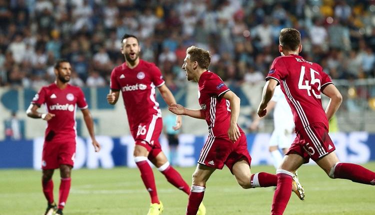 Олимпиакос победи Риека с 1:0