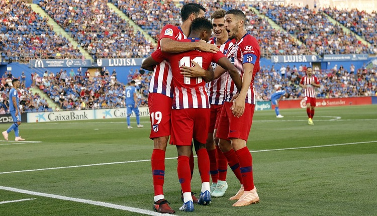 Атлетико се върна на победния път в Примера
