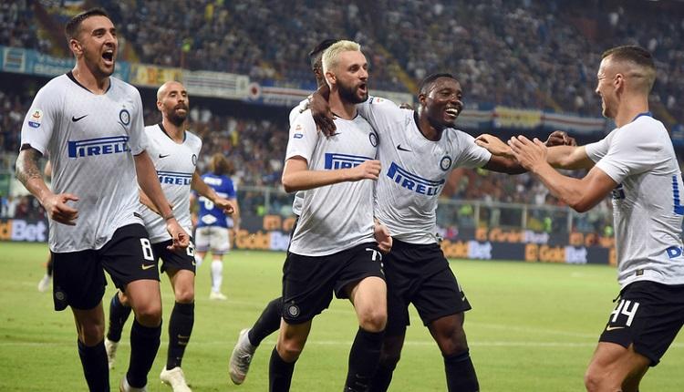 Интер победи Сампдория с  1:0