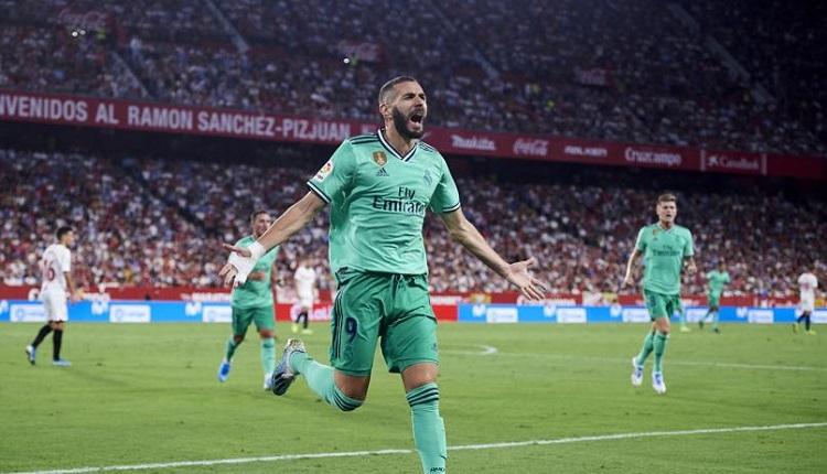 Реал (Мадрид) победи Севиля с 1:0