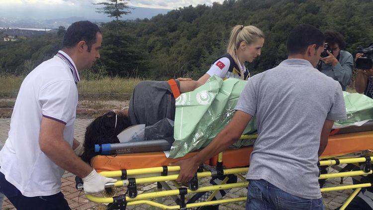 turkey black sea 19 migrants dead