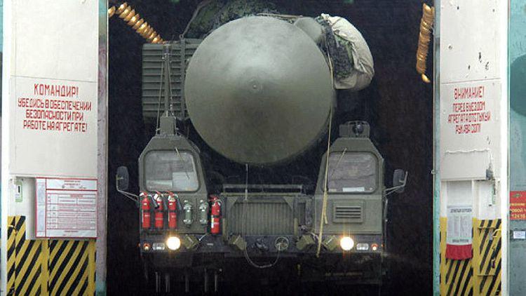 ядрени влакове