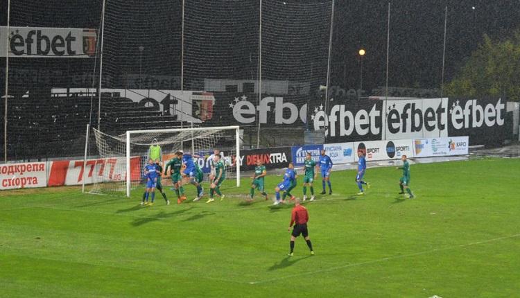 Aрда изпревари Славия след победа
