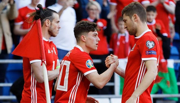 Уелс победи Словакия с 1:0
