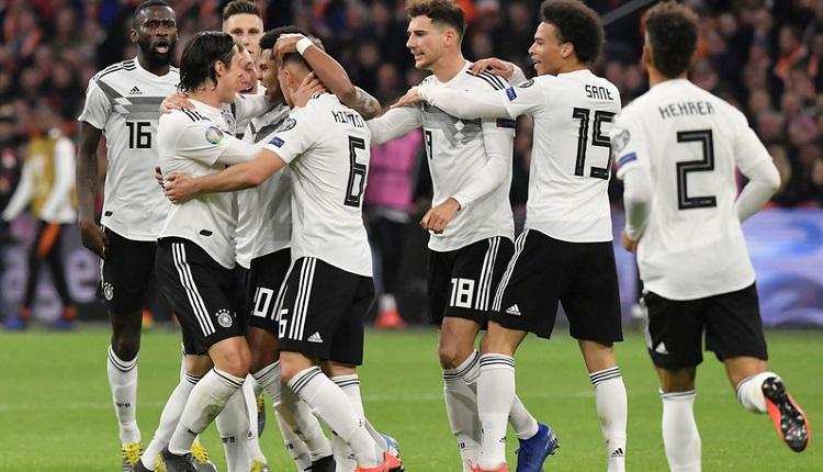 Германия победи Холандия с 3:2