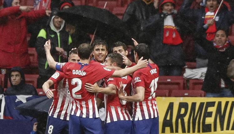 Атлетико (Мадрид) победи Валенсияс 3:2