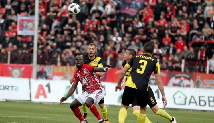 ЦСКА не успя и да помечтае за титла срещу кошмара си