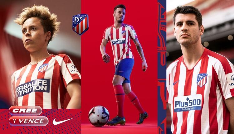 Атлетико Мадрид представи новите екипи