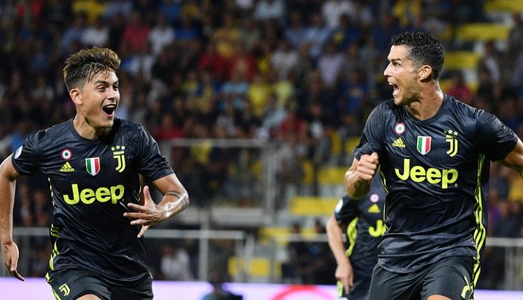 Ювентус победи Фрозиноне с 2:0