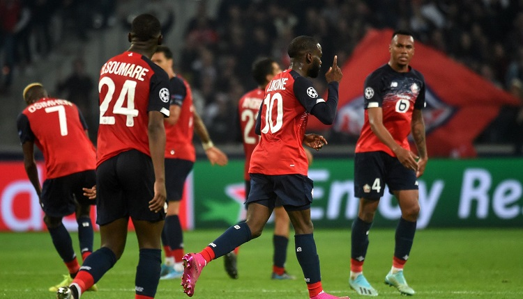 Валенсия изпусна победата срещу Лил