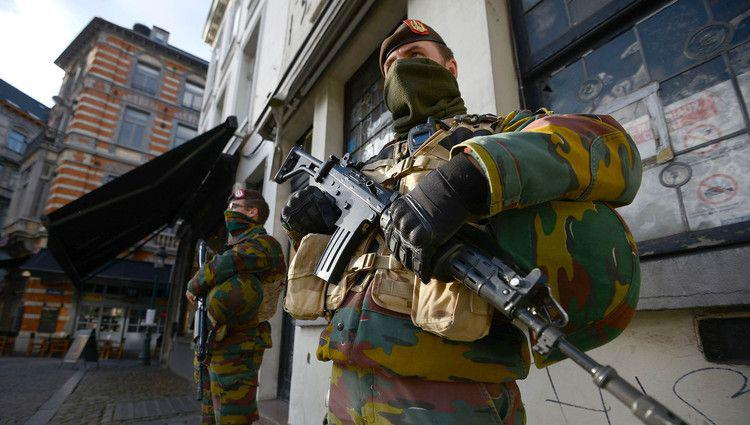 brussels police terror