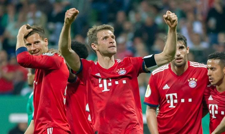 Байерн (Мюнхен) се класира за финала в турнира за Купата на Германия