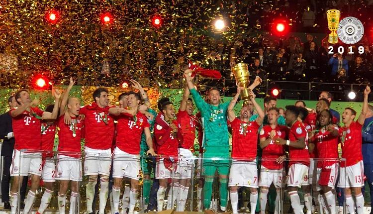 Байерн спечели Купа на Германия