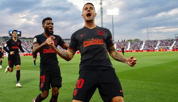 Атлетико (Мадрид) победи Леганес с 1:0