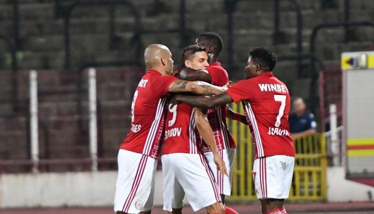 ЦСКА преодоля труден съперник и е на 1/8-финал за Купата