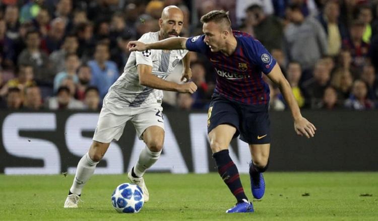 Барселона победи Интерс 2:0