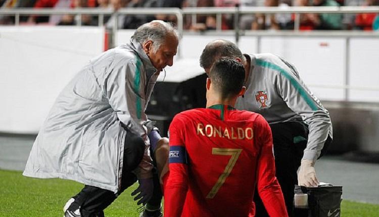 Травма на Роналдо и нова грешка на европейския шампион
