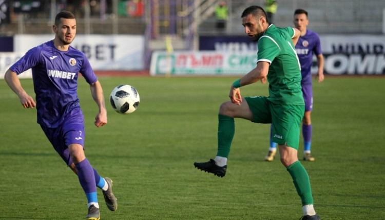 Феноменален гол не бе достатъчен на Ботев срещу Етър във Враца