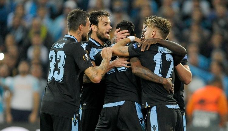 Лацио победи Олимпик (Марсилия) с 3:1