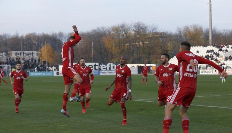 ЦСКА победи Локомотив (Пловдив) с 1:0