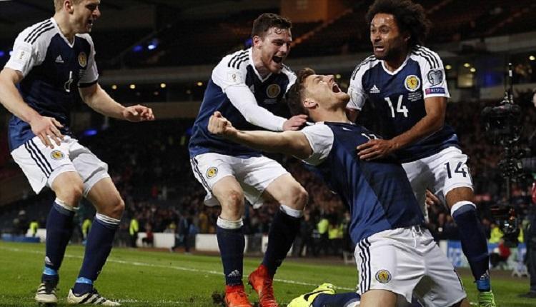 Шотландия победи Словения с 1:0