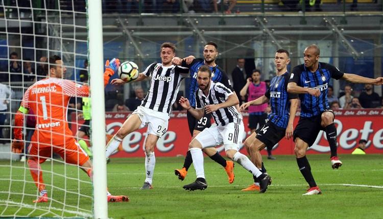 Ювентус докосна титлата в зрелище срещу Интер