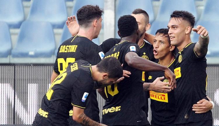 Интер победи Сампдория с 3:1