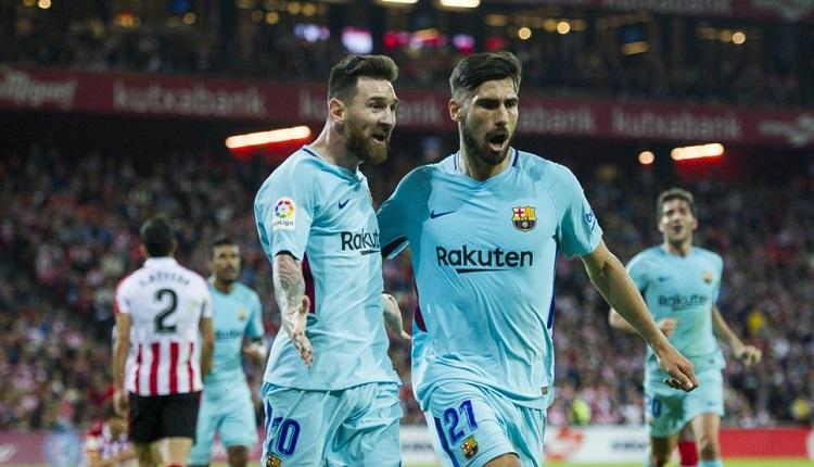 Барселона надви Атлетик (Билбао) с 2:0