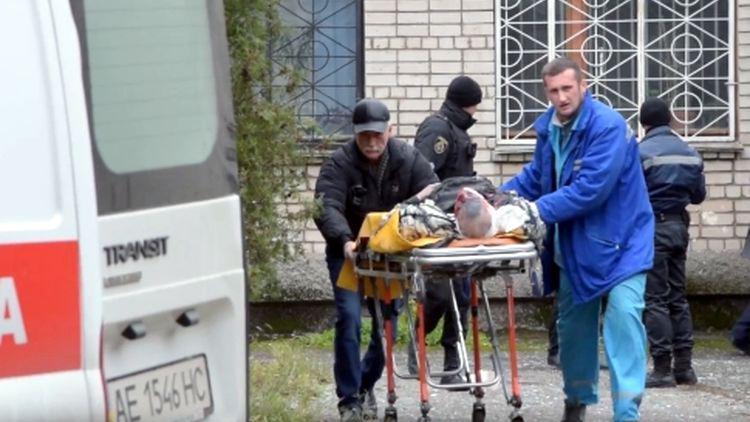 никополь украина суд гранаты