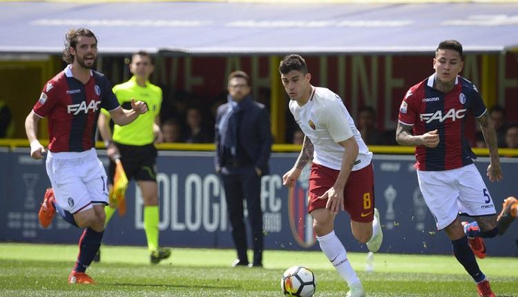 Рома стигна само до точка срещу Болоня