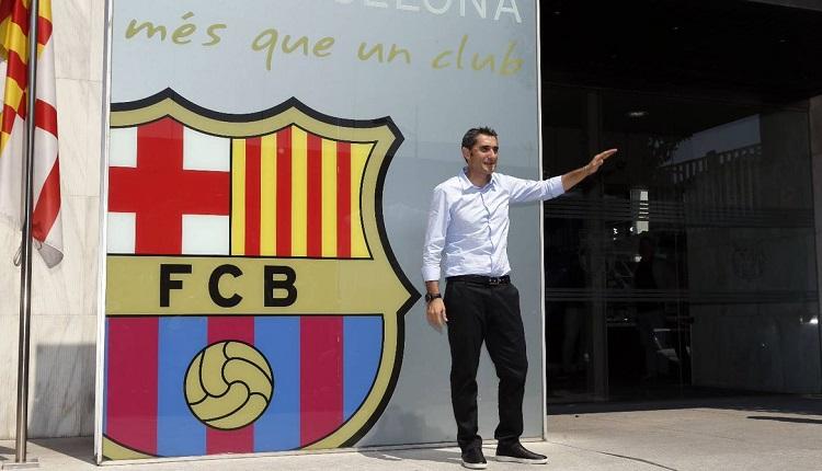 Валверде: Искам да направя Барселона още по-велика